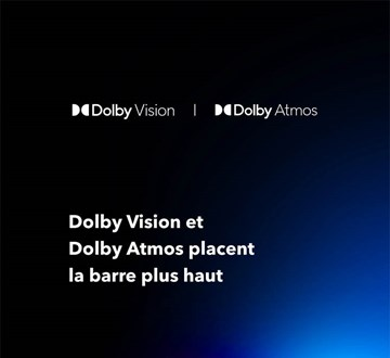 Dolby Onwards And Upwards FR2