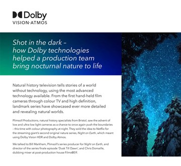 Dolby Case Study Night On Earth English Lowres